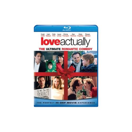 LOVE ACTUALLY (BLU RAY) 25192010583