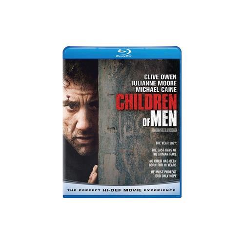 CHILDREN OF MEN (BLU RAY) (ENG SDH/SPAN/FREN/GER/ITA/DTS-HD) 25192027338