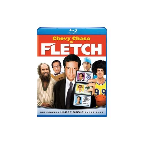FLETCH (BLU RAY) (WS/ENG SDH/SPAN/FREN/DTS-HD) 25192027536