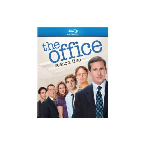 OFFICE-SEASON 5 (BLU RAY) (ENG SDH/SPAN/DTS-HD/4DISCS) 25192029639