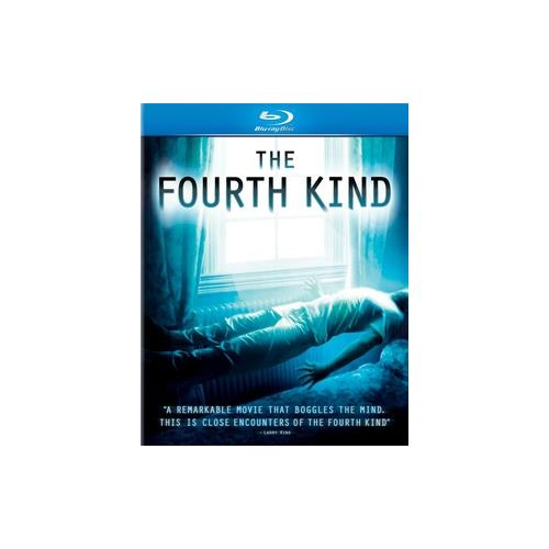 FOURTH KIND  (BLU RAY) (WS/ENG SDH/SPAN/FREN/DTS-HD) 25192040566