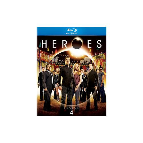 HEROES-SEASON 4 (BLU RAY) (ENG SDH/FREN/SPAN) 25192043734