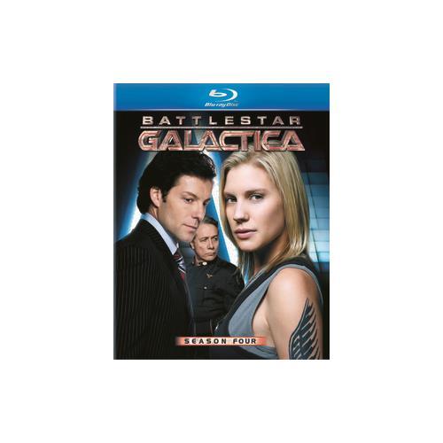 BATTLESTAR GALACTICA-SEASON 4 (BLU RAY) (6DISCS) 25192045042