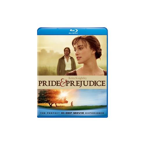 PRIDE & PREJUDICE (BLU RAY)(O-RING/ENG SDH/SPAN/FREN/DTS SURR 5.1) 25192046810