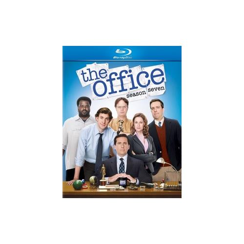 OFFICE-SEASON 7 (BLU RAY) (ENG SDH/SPAN/WS/4DISCS) 25192074356