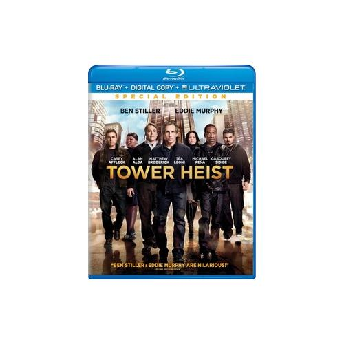 TOWER HEIST (BLU RAY W/DIGITAL COPY/ULTRAVIOLET) 25192076633