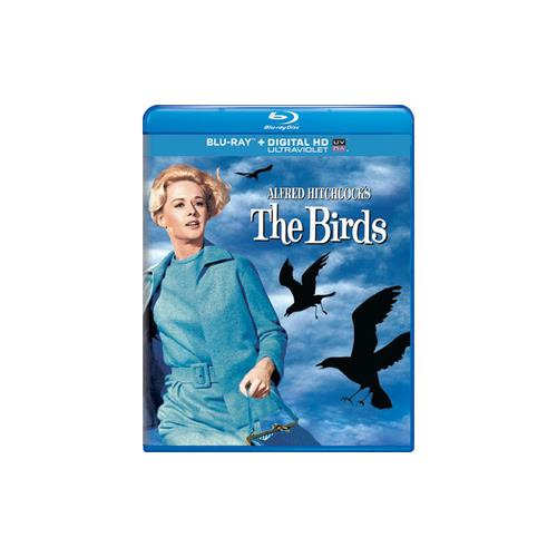 BIRDS (BLU RAY W/DIGITAL HD/ULTRAVIOLET) 25192085239