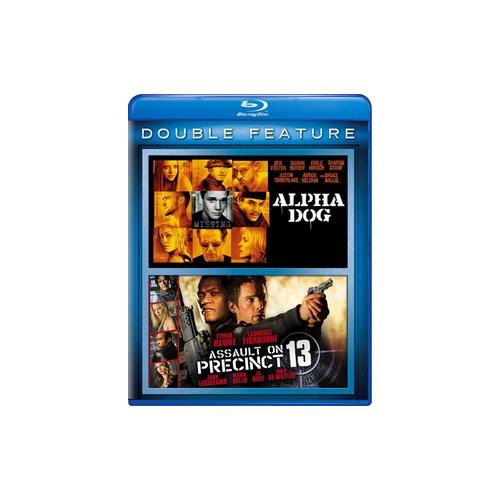 ALPHA DOG/ASSAULT ON PRECINCT 13 (BLU RAY/DOUBLE FEATURE) 25192094217