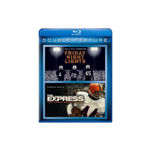 FRIDAY NIGHTS LIGHTS/EXPRESS (BLU RAY/DOUBLE FEATURE) 25192094262