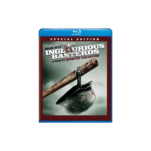 INGLOURIOUS BASTERDS (BLU RAY/NEW PACKAGING/WS) 25192102707