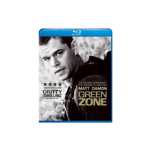 GREEN ZONE (BLU RAY/NEW PACKAGING/WS) 25192102745
