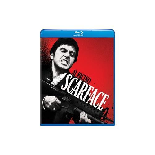 SCARFACE (1983) (BLU RAY) (REPACKAGING/ENG SDH/SPAN/FREN/WS/2.35:1) 25192103179