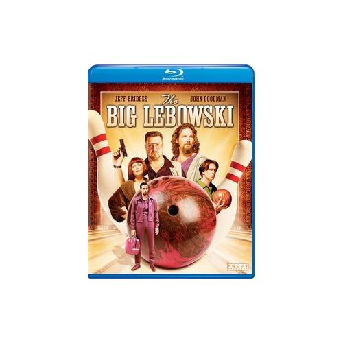BIG LEBOWSKI (BLU RAY/NEW PACKAGING/ENG SDH/SPAN/FRENCH/WS/1.85:1) 25192110306
