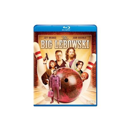 BIG LEBOWSKI (BLU RAY/NEW PACKAGING/ENG SDH/SPAN/FRENCH/WS/1.85:1) 25192110306