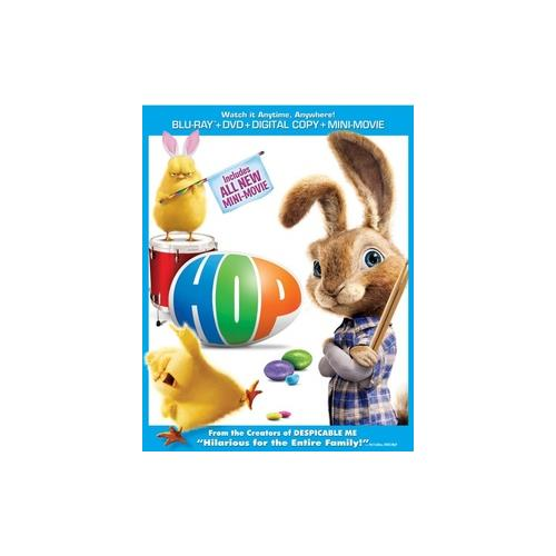 HOP BLU RAY/DVD/DC COMBO PACK W/DIGITAL COPY (2DISCS/ULTRAVIOLET) 25192113963