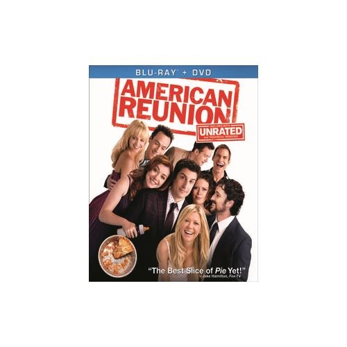 AMERICAN REUNION (BLU RAY/DVD COMBO W/DIGITAL COPY/2DISCS/WS/1.85:1) 25192114076