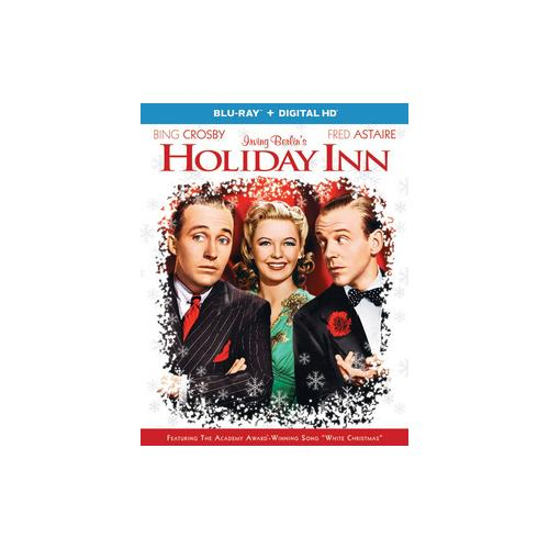 HOLIDAY INN (BLU RAY W/DIGITAL HD/ULTRAVIOLET) 25192117299