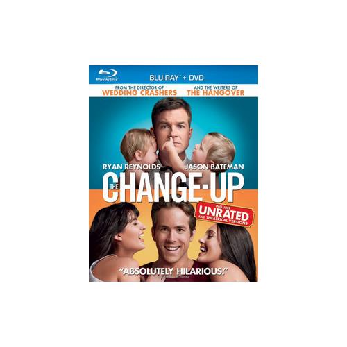 CHANGE-UP BLU RAY/DVD COMBO PACK/DC COMBO PACK (ENG SDH/WS/2.40:1) 25192118654