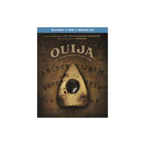 OUIJA (BLU RAY/DVD W/DIGITAL HD) 25192123641