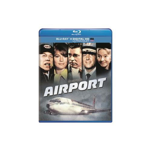 AIRPORT (BLU RAY/DIGITAL HD W/ULTRAVIOLET) (NEW PACKAGING) 25192126406