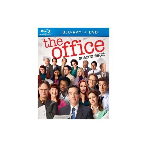 OFFICE-SEASON 8 BLU RAY/DVD COMBO (ENG SDH/SPAN/WS/1.78:1/5DISCS) 25192162015