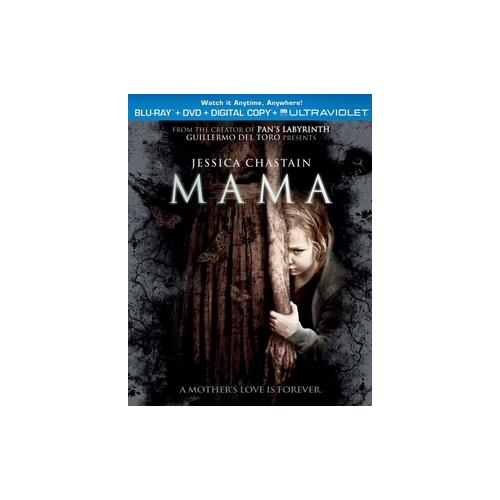 MAMA (BLU RAY/DVD COMBO PACK W/DIGITAL COPY/UV/2DISCS) 25192166907