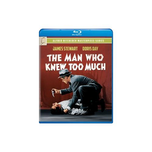 MAN WHO KNEW TOO MUCH (BLU RAY) 25192176456