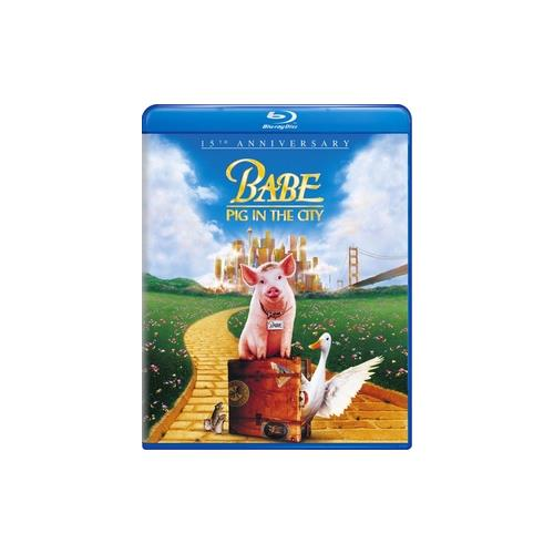 BABE-PIG IN THE CITY (BLU RAY) 25192176760