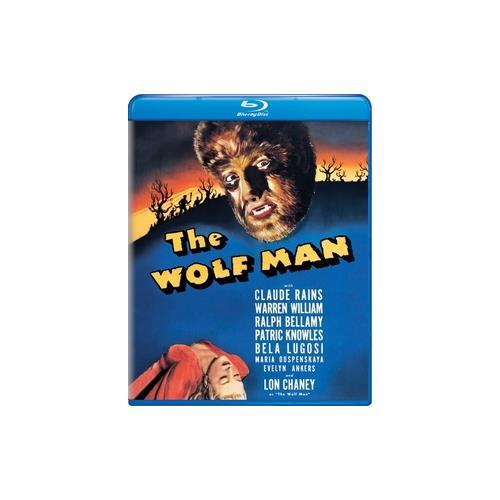 WOLF MAN (BLU RAY) 25192178252