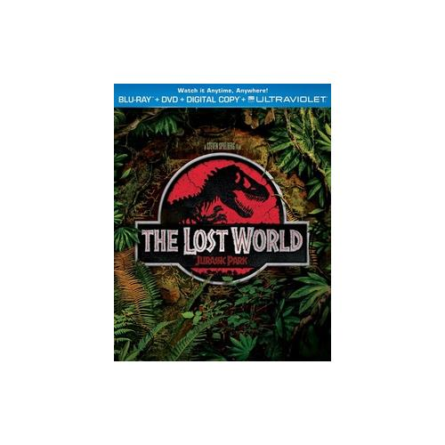 LOST WORLD-JURASSIC PARK BLU RAY/DVD COMBO PK W/ULTRAVIOLET/ENG SDH/SP/FR) 25192179129