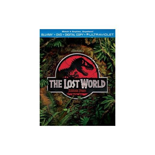 LOST WORLD-JURASSIC PARK BLU RAY/DVD COMBO PK W/ULTRAVIOLET/ENG SDH/SP/FR) 25192179129