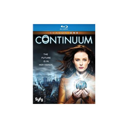 CONTINUUM-SEASON ONE (BLU RAY) (ENG SHD/WS/1.78:1/2DISCS) 25192181382