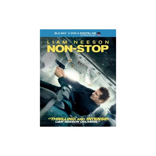 NON-STOP (BLU RAY/DVD COMBO W/DIGITAL HD W/ULTRAVIOLET) 25192184925