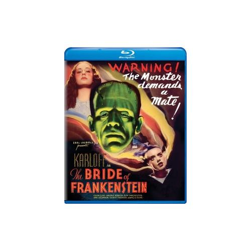 BRIDE OF FRANKENSTEIN (BLU RAY) 25192189838