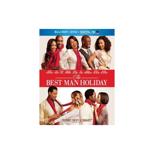 BEST MAN HOLIDAY (BLU RAY/DVD/DIGITAL HD W/ULTRAVIOLET/2DISCS) 25192196461