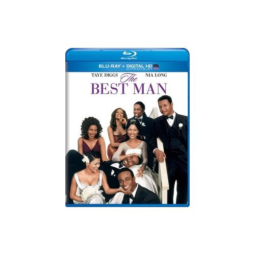 BEST MAN (BLU RAY W/DIGITAL COPY/ULTRAVIOLET) 25192198618