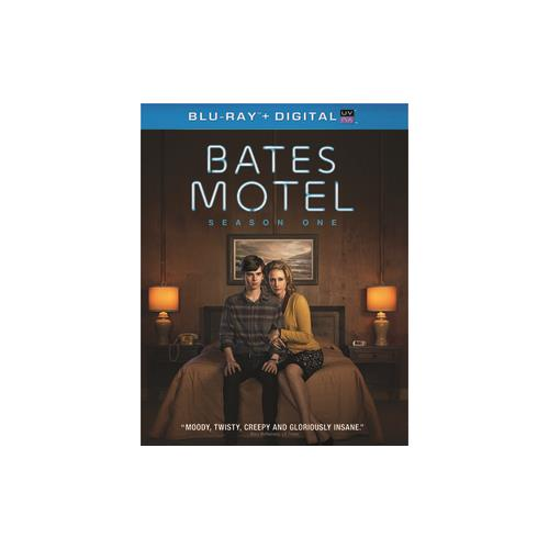 BATES MOTEL-SEASON ONE (BLU RAY W/ULTRAVIOLET/2DISCS) 25192199882