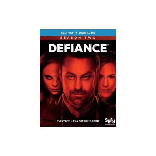 DEFIANCE-SEASON TWO (BLU RAY W/ULTRAVIOLET) 25192208850