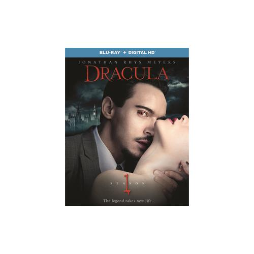 DRACULA-SEASON ONE (BLU RAY W/ULTRAVIOLET) (2DISCS) 25192208881
