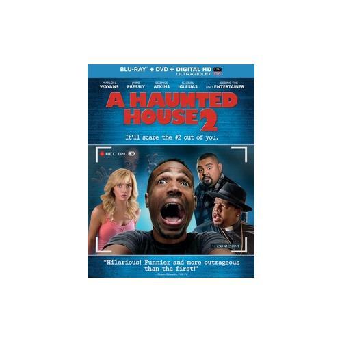 HAUNTED HOUSE 2 (BLU RAY/DVD COMBO W/DIGITAL HD/ULTRAVIOLET/2DISCS) 25192212031