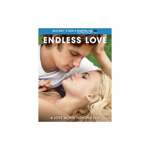 ENDLESS LOVE (2014) (BLU RAY/DVD COMBO PACK) (2DISCS) 25192212888