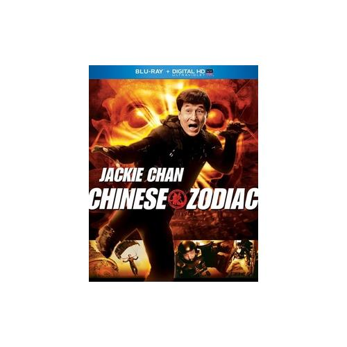 CHINESE ZODIAC (BLU RAY) 25192215100