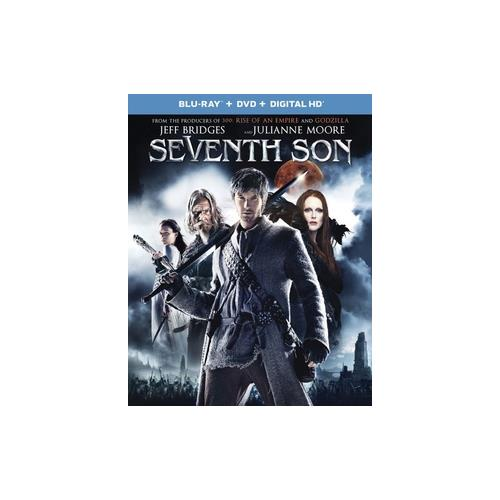 SEVENTH SON (BLU RAY/DVD W/DIGITAL HD) 25192218736