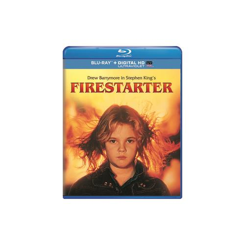 FIRESTARTER (BLU RAY W/DIGITAL HD/ULTRAVIOLET) 25192231360