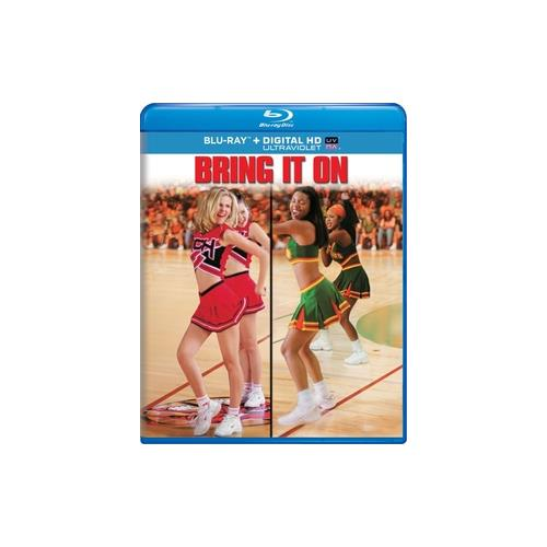 BRING IT ON (BLU RAY W/DIGITAL HD/ULTRAVIOLET) 25192231582