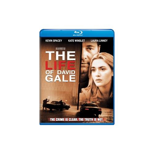 LIFE OF DAVID GALE (BLU RAY) 25192231636