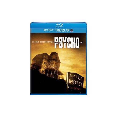 PSYCHO (1960) (BLU RAY W/DIGITAL HD/ULTRAVIOLET) 25192235511