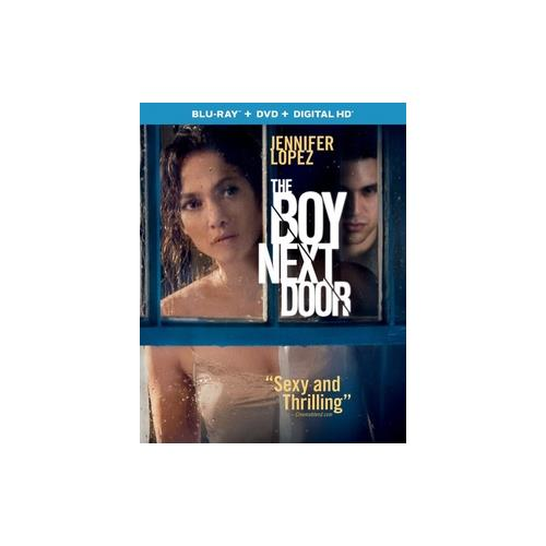 BOY NEXT DOOR (BLU RAY/DVD W/DIGITAL HD) 25192237805