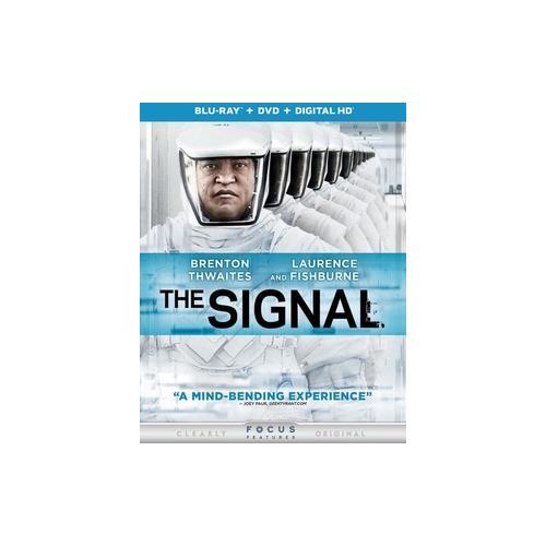 SIGNAL   (BLU RAY/DVD W/DIGITAL HD/ULTRAVIOLET) 25192244094