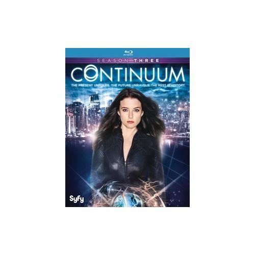 CONTINUUM-S3 (BLU RAY) (3DISCS) 25192244933